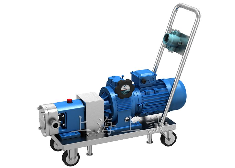 移动式转子泵